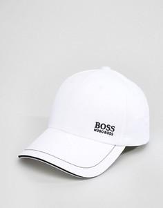 Белая бейсболка BOSS Green By Hugo Boss - Черный