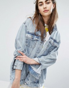 Джинсовая куртка Cheap Monday - Синий