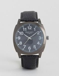 Черные часы Brave Soul - Черный