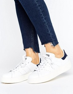 Кроссовки на двойной подошве adidas Originals Stan Smith - Черный