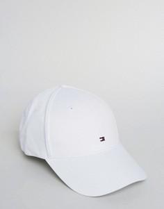 Белая бейсболка Tommy Hilfiger - Белый