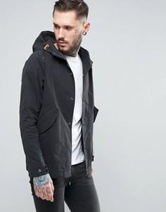 Черная непромокаемая куртка Penfield Davenport - Черный