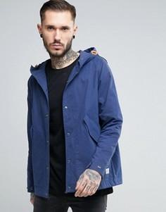 Темно-синяя куртка с капюшоном Penfield Davenport - Темно-синий
