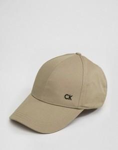 Бейсболка Calvin Klein - Бежевый