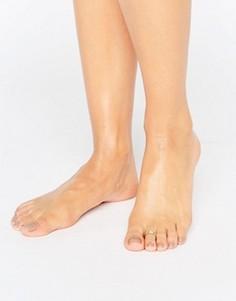 Минималистское кольцо на палец ноги ASOS - Золотой