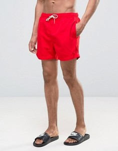 Шорты для плавания Selected Homme - Красный