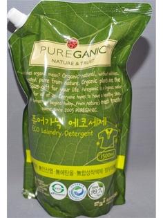 Гели для стирки PUREGANIC NATURE & TRUST