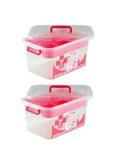 Ящики для хранения Полимербыт