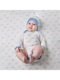 Комплекты нательные для малышей HappyBabyDays