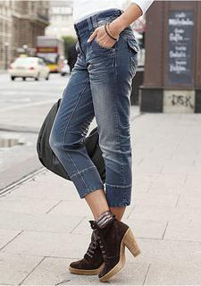 Джинсы-капри Aniston