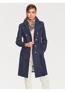 Джинсовое пальто Rick Cardona