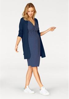 Комплект: платье + кардиган Neun Monate