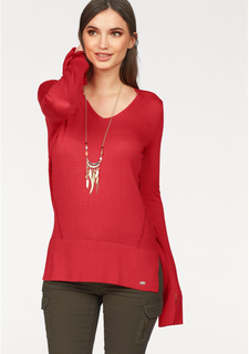 Удлиненный пуловер Laura Scott