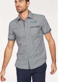 Рубашка с короткими рукавами Rhode Island