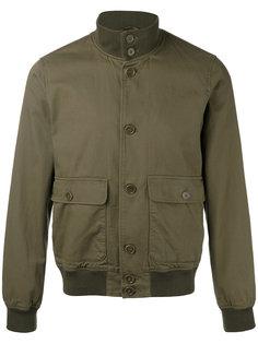 куртка-бомбер с высокой горловиной Aspesi