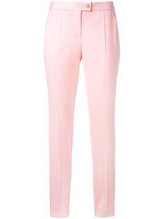 зауженные брюки Boutique Moschino