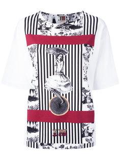 футболка с принтом IM Isola Marras
