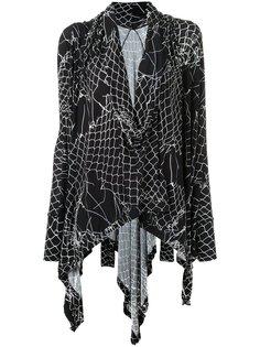 printed tunic Uma | Raquel Davidowicz