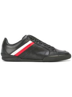 кроссовки со шнуровкой и полосатыми панелями Dior Homme