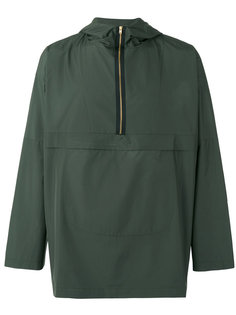 half zip cagoule jacket Oliver Spencer