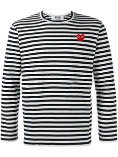 Breton stripe T-shirt Comme Des Garçons Play