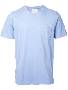 футболка с карманом-конверт Oliver Spencer