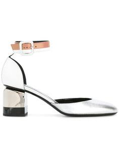 туфли на каблуках-столбиках Pierre Hardy