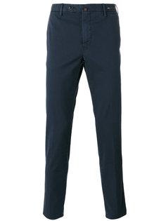 tapered cropped trousers Pt01
