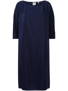 платье-шифт с круглым вырезом Aspesi
