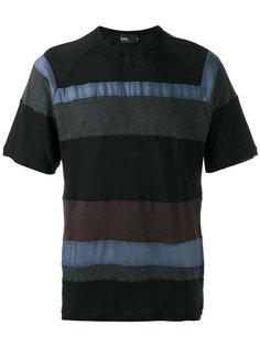 striped T-shirt  Kolor