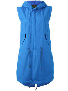 sleeveless parka coat Mr & Mrs Italy