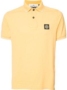 футболка-поло с нашивкой логотипа Stone Island