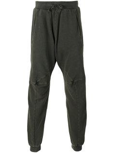 брюки в спортивном стиле  Andrea Yaaqov