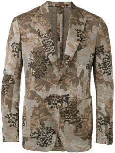 floral jacquard blazer Gabriele Pasini