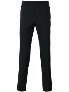 seaming detail tailored trousers Pt01