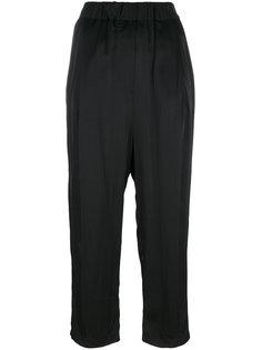 укороченные брюки с завышенной талией Damir Doma