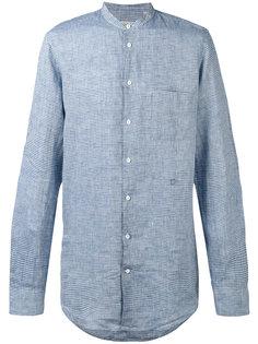 полосатая рубашка Massimo Alba