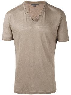 базовая футболка John Varvatos