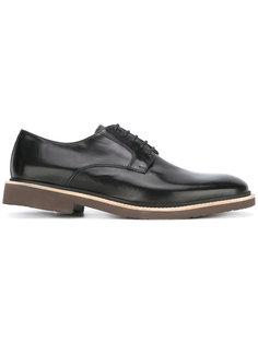 ботинки дерби Corneliani