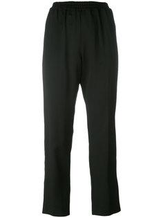 брюки с заниженным шаговым швом Gianluca Capannolo