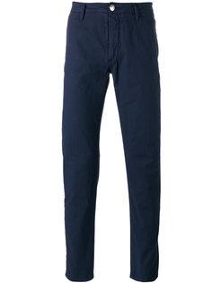 классические брюки чинос Barba