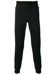 спортивные брюки с логотипом сбоку Dolce & Gabbana