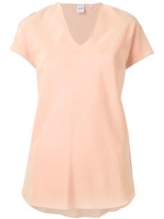 узкая футболка с V-образным вырезом Aspesi