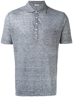 классическая футболка-поло Massimo Alba