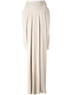 юбка со складками Rick Owens