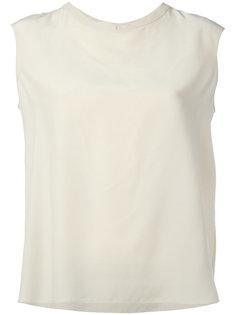 блузка со складкой сзади Aspesi