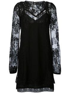 кружевное платье McQ Alexander McQueen