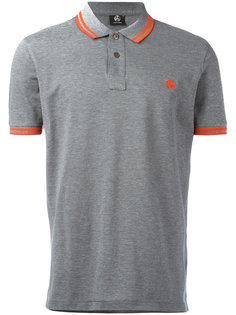 футболка-поло с контрастной полосой Ps By Paul Smith