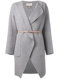 пальто с поясом Vanessa Bruno