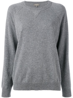 knitted long sleeve sweatshirt N.Peal